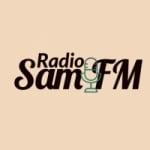 Logo da emissora Rádio Sam Web