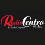 Logo da emissora Radio Centro 96.3 FM