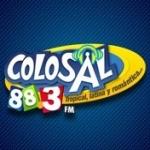 Logo da emissora Radio Colosal 88.3 FM