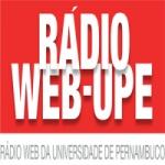 Logo da emissora Rádio Web UPE