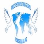 Logo da emissora Rádio Petropolitana Gospel