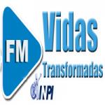 Logo da emissora Fm Vidas Transformadas