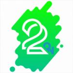 Logo da emissora Rádio 22on