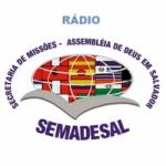 Logo da emissora Rádio Semadesal