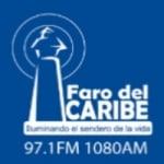 Logo da emissora Radio Faro Del Caribe 97.1 FM