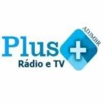 Logo da emissora Plus + Rádio e TV