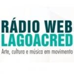 Logo da emissora Rádio Web Lagoacred