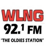 Logo da emissora WLNG 600 AM