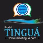 Logo da emissora Rádio Tinguá