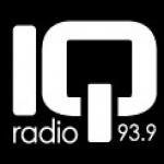 Logo da emissora IQ Radio 93.9 FM