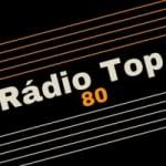 Logo da emissora Rádio Top 80