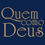 Logo da emissora Rádio Quem Como Deus