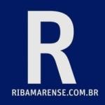 Logo da emissora Rádio Ribamarense