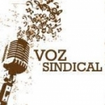 Logo da emissora Voz Sindical