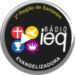 Logo da emissora IEQ Evangelizadora
