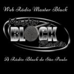Logo da emissora Web Rádio Master Black