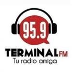 Logo da emissora Rádio Terminal 95.9 FM