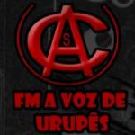 Logo da emissora Rádio A Voz De Urupês 104.9 FM