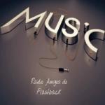 Logo da emissora Rádio Amigos do Flashback