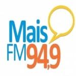 Logo da emissora Rádio Mais 94.9 FM