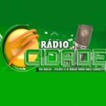 Logo da emissora Rádio Cidade do Brejo