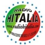 Logo da emissora Radio Hitalia 106.7 FM