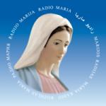 Logo da emissora Radio Maria 100.7 FM