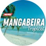 Logo da emissora Rádio Mangabeira Tropical