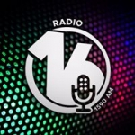 Logo da emissora Radio 16 1590 AM