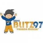 Logo da emissora Rádio Blitz 97