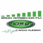 Logo da emissora Rádio Aparecida 105.9 FM