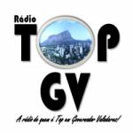 Logo da emissora Rádio Top GV