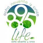 Logo da emissora Radio Life 89.5 FM