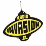 Logo da emissora Radio Invasion Chile