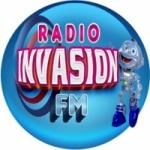 Logo da emissora Rádio Invasion FM