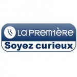 Logo da emissora Radio La Premiere 96.1 FM