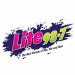 Logo da emissora WLZW 98.7 FM