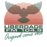 Logo da emissora Rádio 104 Liberdade FM