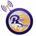 Logo da emissora Shalon FM