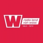 Logo da emissora Radio Land Van Waas 105.9 FM