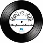 Logo da emissora Retrô FM