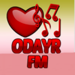Logo da emissora Odayr FM