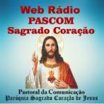 Logo da emissora Pascom Sagrado Coração
