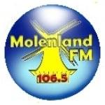 Logo da emissora Radio Molenland FM 106.5