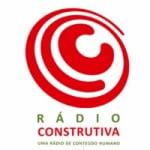 Logo da emissora Rádio Construtiva