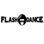 Logo da emissora Flash Dance