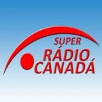 Logo da emissora Super Rádio Canadá