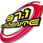 Logo da emissora Radio Caliente 97.1 FM