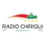 Logo da emissora Radio Chiriquí 103.3 FM