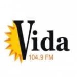 Logo da emissora Radio Estéreo Vida 105.1 FM